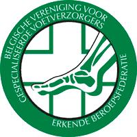 Lid van de Belgische Vereniging voor gespecialiseerde voetverzorgers